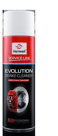 Купить Venwell Evolution Очиститель тормозов